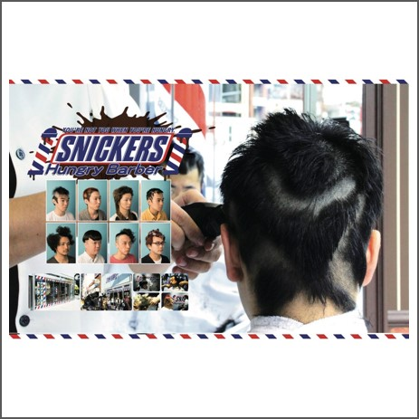 Snickers Barber